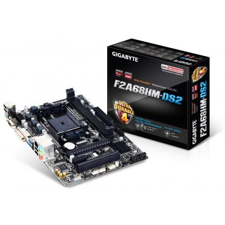 Gigabyte GAF2A68HMDS2 v1.0 FM2+ A68H 2DDR3 uATX
