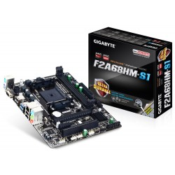 Gigabyte GAF2A68HMS1 FM2 + A68H 2DDR3 RAID uATX