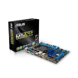 Asus M5A78LM LX3 AM3+ AMD760G 2DDR3 RAID|8CH uATX