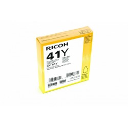 Ricoh żel yellow 2,2k GC41Y 405764