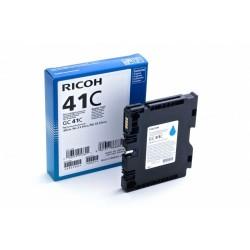 Ricoh żel cyan 2,2k GC41C 405762