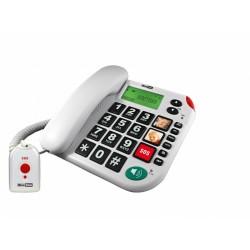 Maxcom KXT 481 SOS TELEFON PRZEWODOWY + PILOT SOS