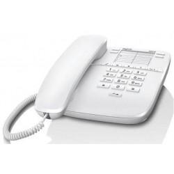 Siemens Gigaset Telefon DA310 WHITE przewodowy