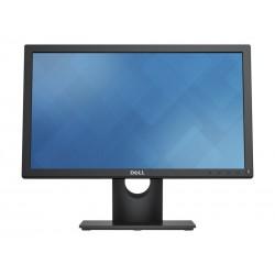 Dell Monitor E1916H 18.5 Black EUR Monitor 3Yr