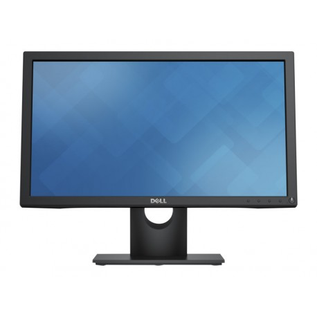 Dell Monitor E2016H 19.5 Black EUR 3Yr