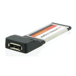 4world Kontroler ExpressCard do eSATA IIx1
