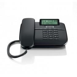 Siemens Gigaset Telefon DA610 Black