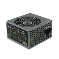 LCPOWER ZASILACZ 500W LC500H12 V 2.2 aPFC 120mm 4 x SATA 2x PATA 1x PCIe ACTIVE PFC