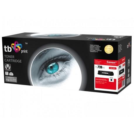 TB Print Toner do Canon  MP4400 TC728N BK 100% nowy