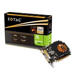 ZOTAC GeForce GT 730 2GB DDR3 128BIT 2DVI|mHDMI BOX