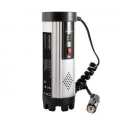 MODECOM Przetwornica MC R015 AC|DC 24V230V 150W USB SILVER