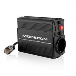 MODECOM PRZETWORNICA MC C015 AC|DC 24V230V 150W USB