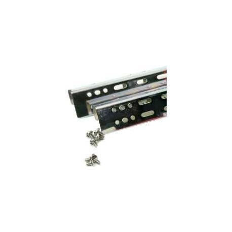 Kingston 2.5 to 3.5in Brackets and Screws