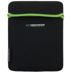 Esperanza ETUI NA TABLET 9,7 CALI BLACK|GREEN