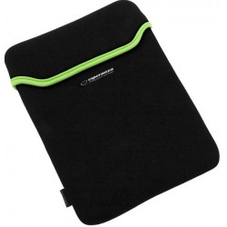 Esperanza ETUI NA TABLET 7 CALI BLACK GREEN
