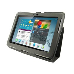 4world ETUI DO GALAXY TAB 2 10ULTRA SLIM SZARE
