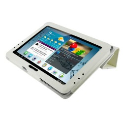 4world ETUI DO GALAXY TAB 2 10FOLDED CASE BIAŁE