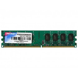 Patriot DDR2 2GB Signature 800MHz CL6