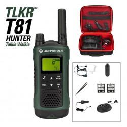 Motorola TLKR T81 HUNTER KRÓTKOFALÓWKI PMR