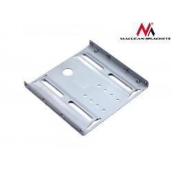 Maclean Adapter redukcja HDD|SSD sanki szyna 3,5 na 2,5 Maclean MC655 metalowy