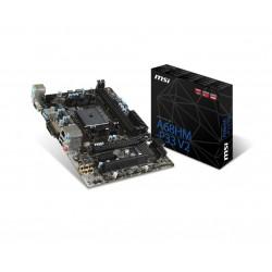 MSI A68HMP33 V2 FM2+ A 68H|2DDR3|USB3|GLAN|uATX