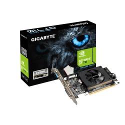 Gigabyte GeForce GT 710 1GB DDR3 64BIT DVI|HDMI|DSUB BOX