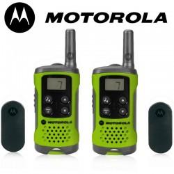 Motorola TLKR T41 ZIELONY KRÓTKOFALÓWKI PMR