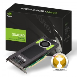 PNY NVIDIA Quadro M4000 8GB DDR5 PCIE VCQM4000PB