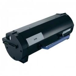 Dell oryginalny toner 59311165, black, 2500s, RGCN6, return, Dell B2360d, B2360dn, B3460dn, B3465dnf