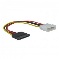 """Kabel do dysku twardego napájecí, DC SATA M DC 5,25"""" M, 0.2m, color"""