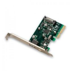 itec Adapter PCIE USB 1xUSBA|1xUSBC|1xSATA