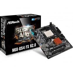 ASRock N68GS4 FX R2.0 AM3+ GeForce 7025 2DDR3 uATX
