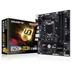Gigabyte GAB250MDS3H s1151 B250 4DDR4