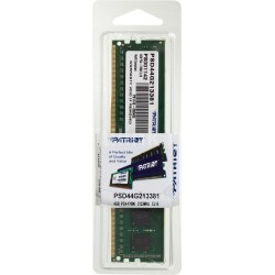 Patriot DDR4 SIGNATURE 4GB|2133MHz CL15 1.2V