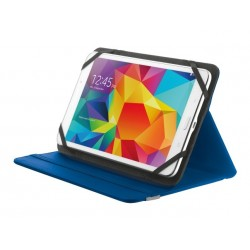 Trust Primo Folio Case with Stand for 78 tablets  blue