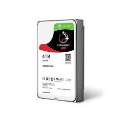 Seagate IronWolf 4TB 3,5 64MB ST4000VN008