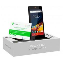BLOW Smartfon N5+ mapa Navitel PL