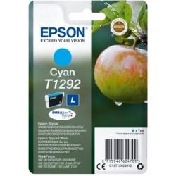 Epson Tusz T1292 CYAN   7.0ml do serii BX|SX
