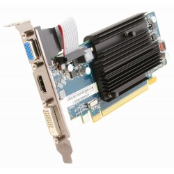 Sapphire Technology Radeon HD6450 1GB DDR3 64BIT HDMI|DVI|HDCP|DSUB