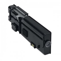 Dell oryginalny toner 593BBBM, black, 1200s, HD47M, low capacity, Dell C2660dn|C2665dnf