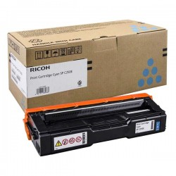 Ricoh Toner Print Cartridge Cyan SP C250E