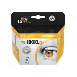 TB Print Tusz do Lexmark Pro 205 TBL100XLCN CY 100% nowy