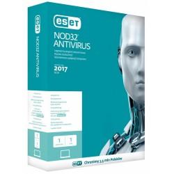 ESET NOD32 Antivirus PL Box 1U 2Y    ENAN2Y1D