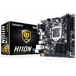 Gigabyte GAH110N s1151 H110M 2DDR4 USB3.0 miniITX