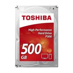 Toshiba HDD P300 500GB 3.5 S3 7200rpm 64MB bulk