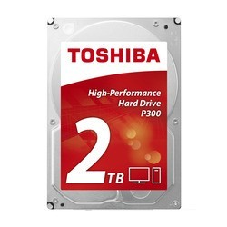 Toshiba HDD P300 2TB 3.5 S3 7200rpm 64MB bulk