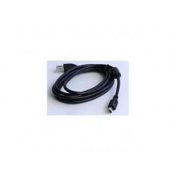 Gembird Kabel miniUSB 2.0 CANON FERRYT 1.8m czarny