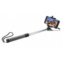 Trust Foldable Selfie Stick  czarny