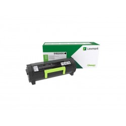 Lexmark MS|MX3|4|5|617 Return Black CRTG 51B2000