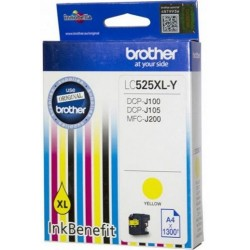 Brother Tusz|DCPJ100 Yellow